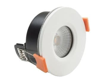 LED Fire Rated Anti-Glare Downlight 3.8W White 240V